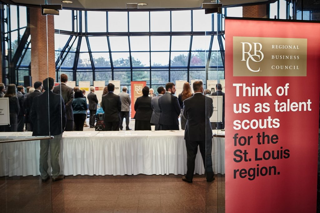 RBC Talent Development recruitment event